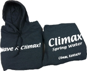 "Charcoal ""Have a Climax"" Hoodie"